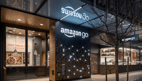 Amazon's supermarket of the future could be run by robots