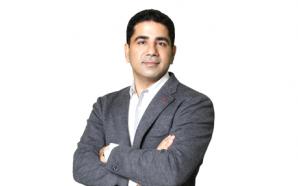 Nitin Khanna Joins the Clean India Campaign(Swachh Bharat Abhiyan)