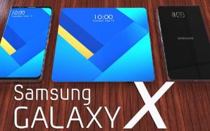 Samsung Docs Glimpses New Galaxy X Smartphone
