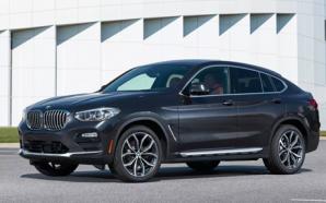 BMW X4: Flashier than the X3
