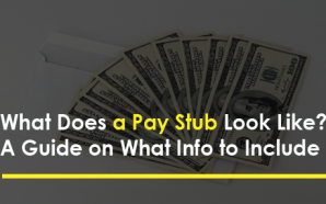 What Does a Pay Stub Look Like?: A Guide on…