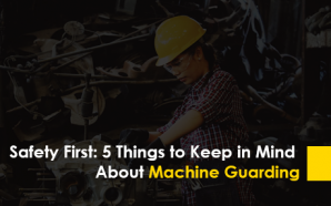 Safety First: 5 Things to Keep in Mind About Machine…