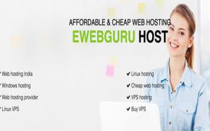 eWebGuru provides Joomla web hosting at an affordable price